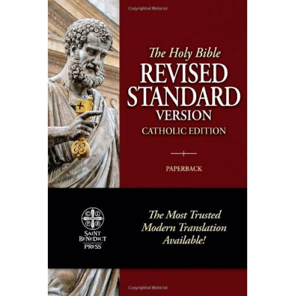 Revised Standard Version - Catholic Edition Bible (Quality Paperbound)