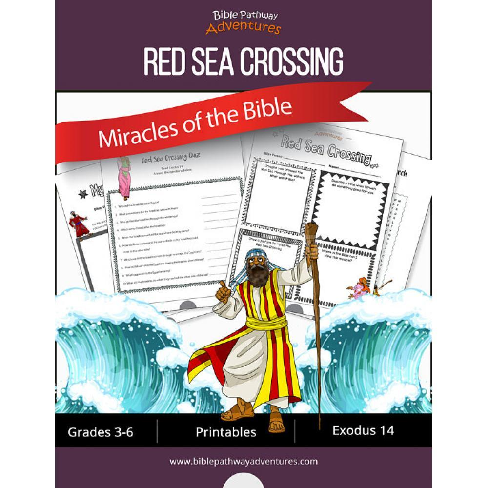 Miracles of the Bible: Red Sea Crossing